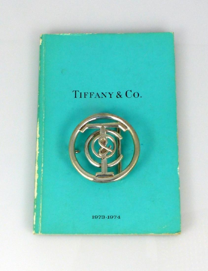 TIFFANY & CO STERLING SILVER BELT BUCKLE - 2