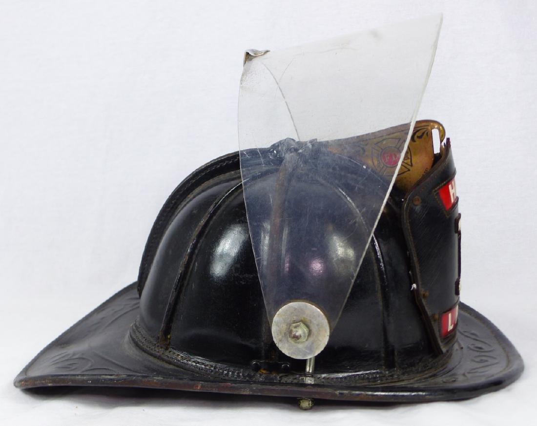 CAIRNS & BROTHERS FIREFIGHTER HELMET - 5