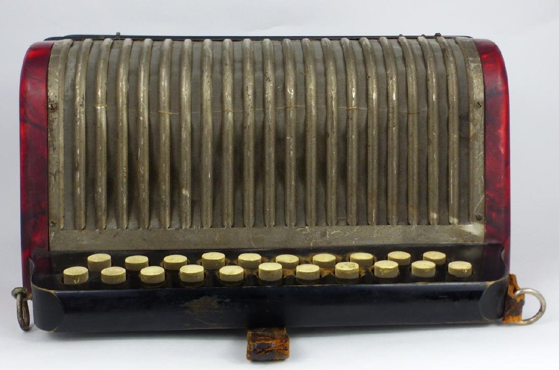 HOHNER ERICA GERMAN ACCORDION - 3