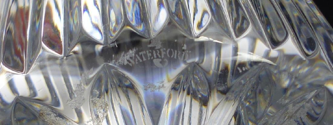 WATERFORD 'MARITANA' LARGE CUT CRYSTAL VASE - 8
