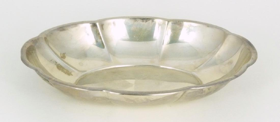 GORHAM STERLING SILVER CANDY DISH - 2