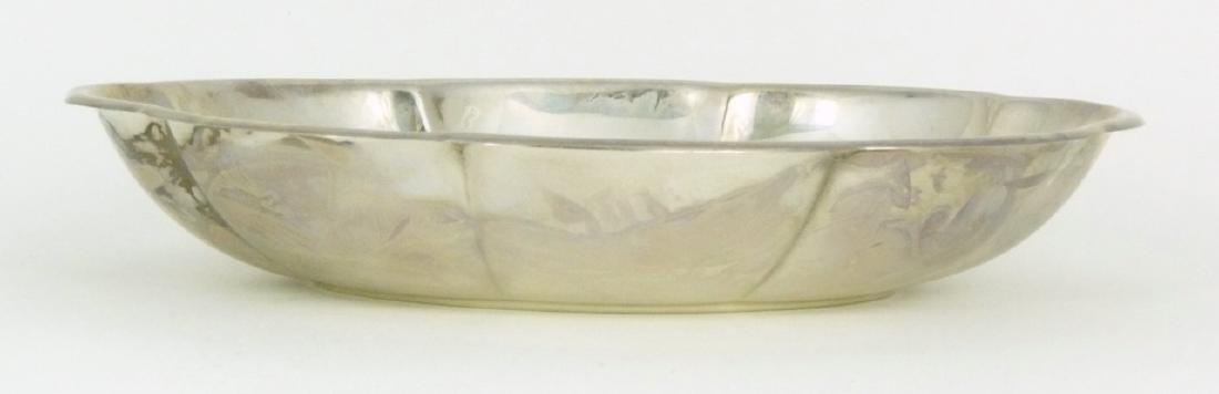 GORHAM STERLING SILVER CANDY DISH - 4