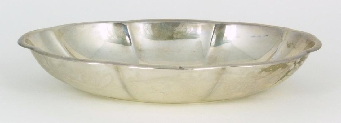 GORHAM STERLING SILVER CANDY DISH - 6