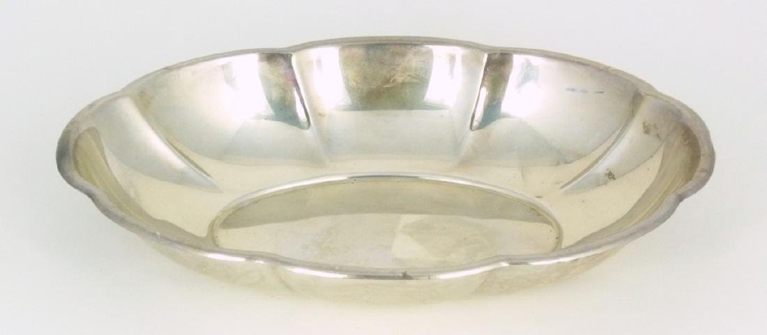 GORHAM STERLING SILVER CANDY DISH - 7