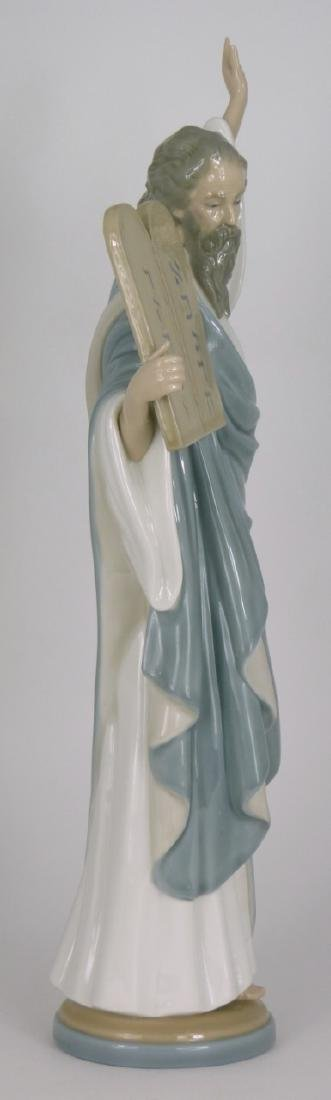 LLADRO 'MOSES' PORCELAIN FIGURINE - 2