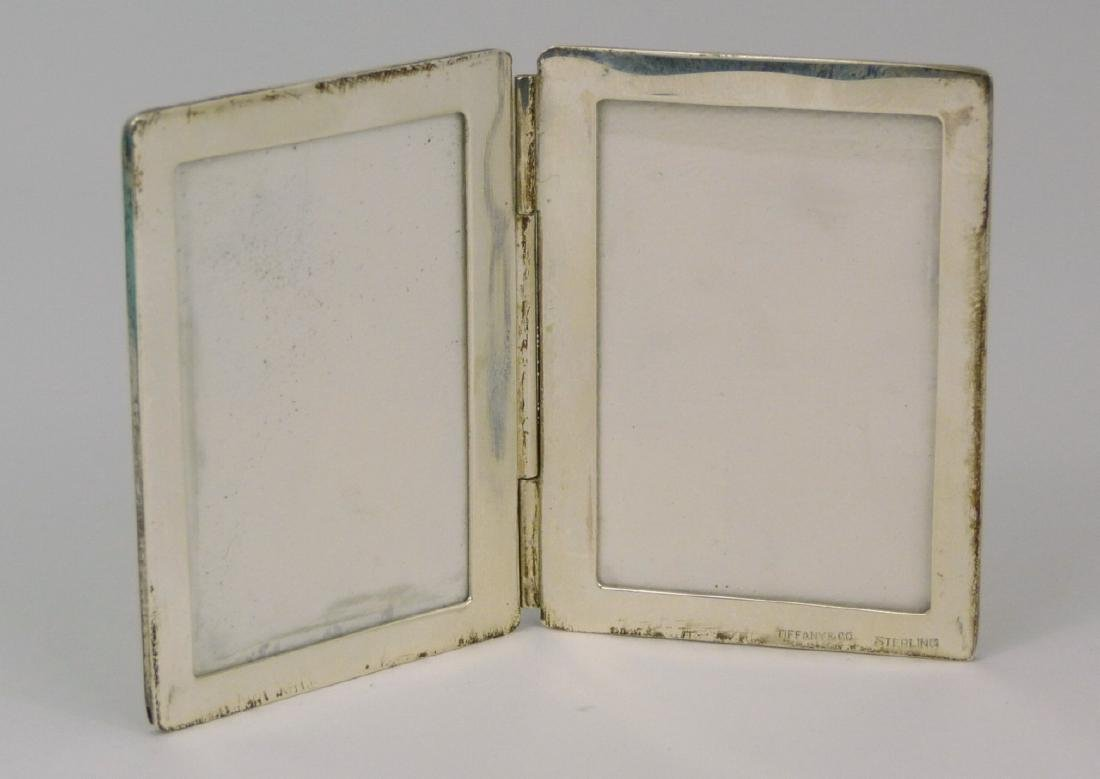 TIFFANY & CO STERLING SILVER PICTURE FRAME - 2