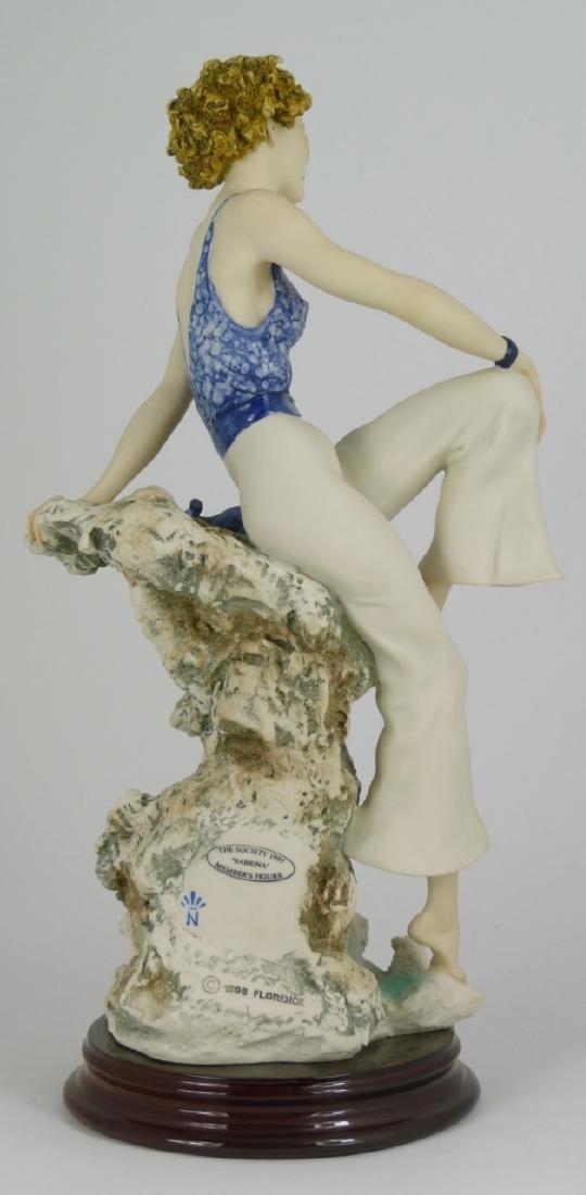 GIUSEPPE ARMANI 'SABRINA' FIGURINE w BOX - 4