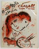 LITHOGRAPHS OF MARC CHAGALL 1962-1968 VOL III BOOK