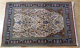HIGH QUALITY PERSIAN WOOL AREA RUG