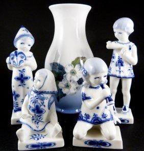 Royal Copenhagen Danish Porcelain Group