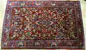 SAROUK PERSIAN AREA RUG