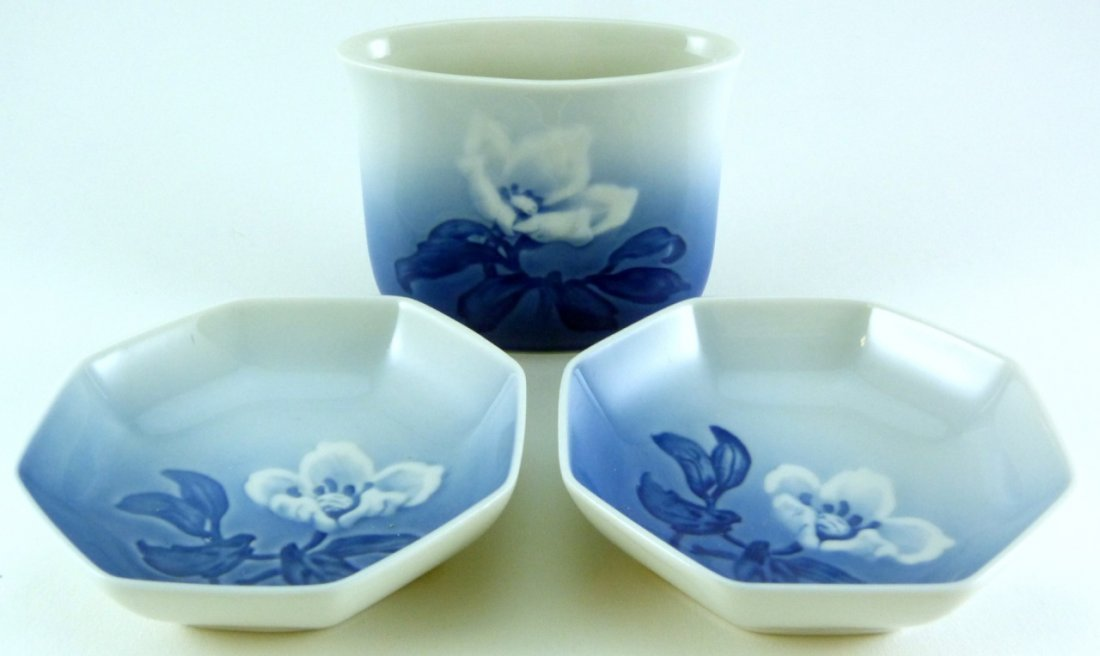 4pc ROYAL COPENHAGEN B&G DANISH PORCELAIN - 6