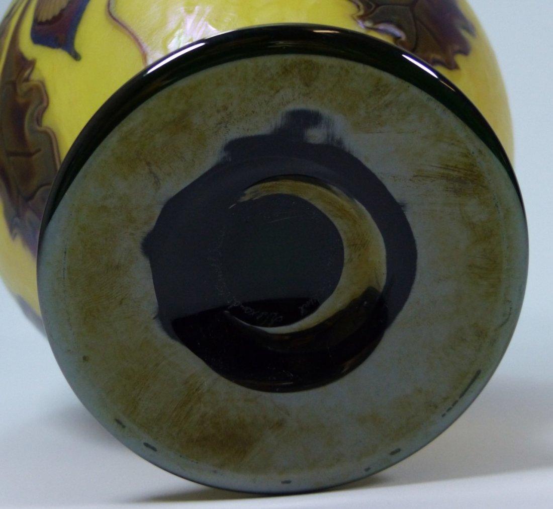 ORIENT & FLUME ART GLASS VASE - 6