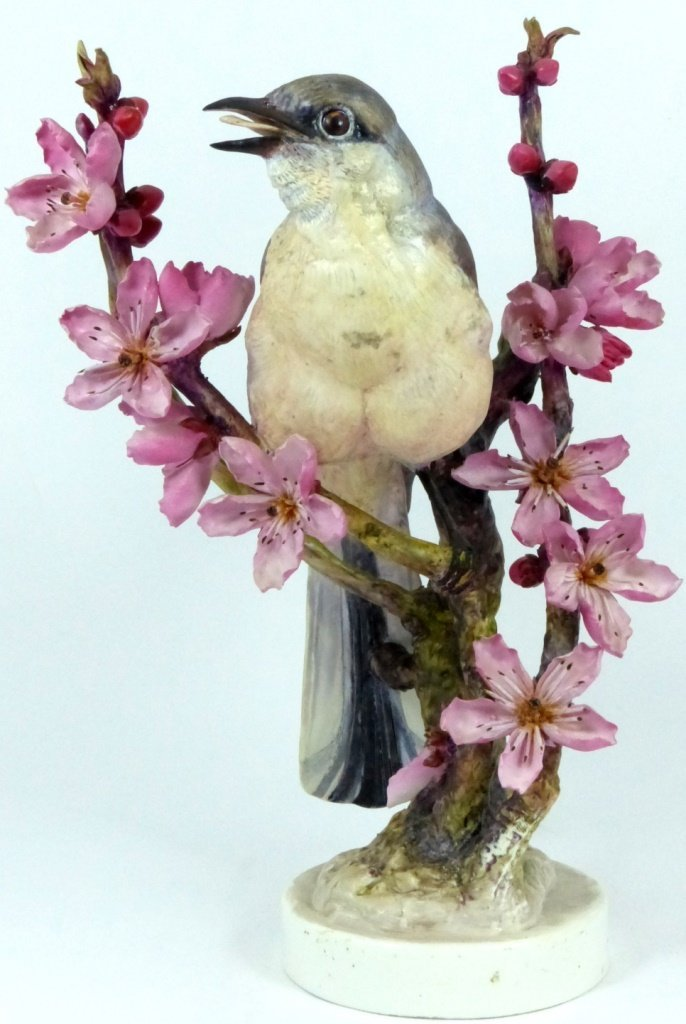 PAIR ROYAL WORCESTER LIMITED EDITION BIRD FIGURES - 4