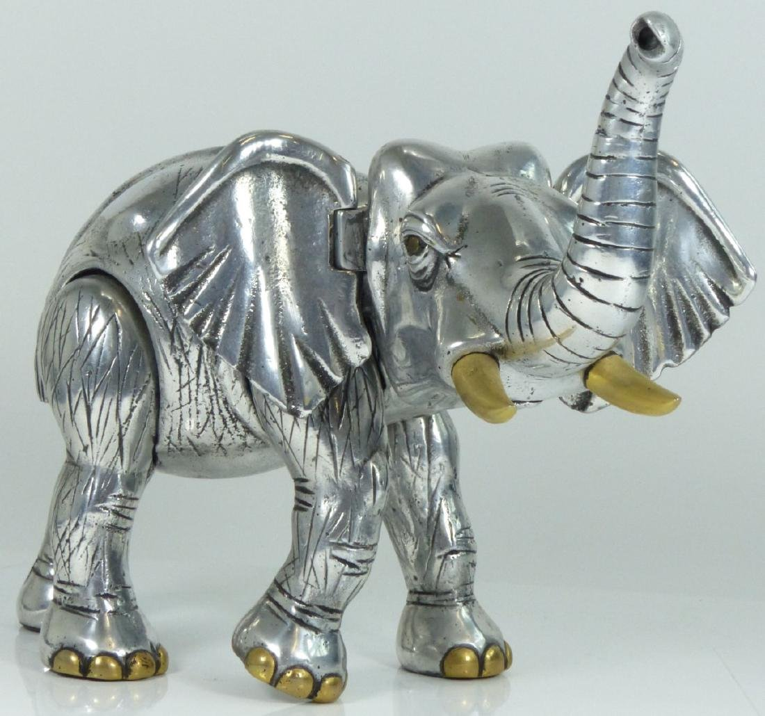 FRANK MEISLER ELEPHANT SCULPTURE