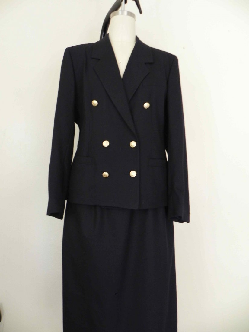 Vintage 1950s Brooks Brothers  Double Breasted Suit