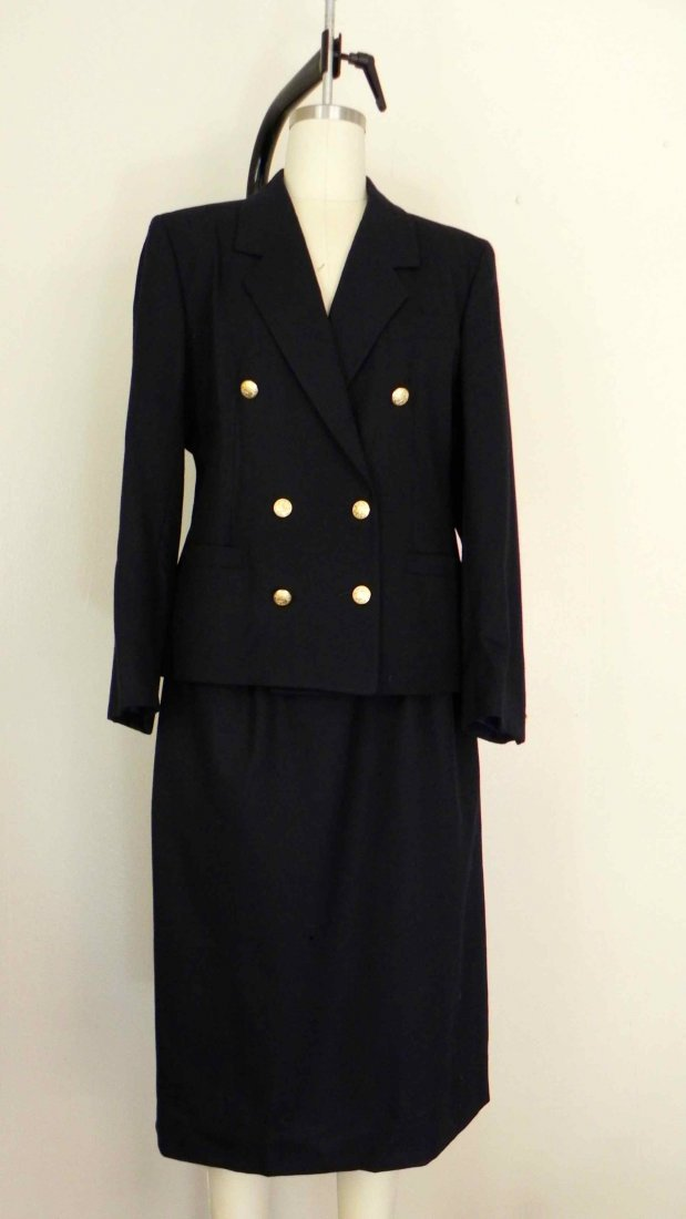 Vintage 1950s Brooks Brothers  Double Breasted Suit - 2