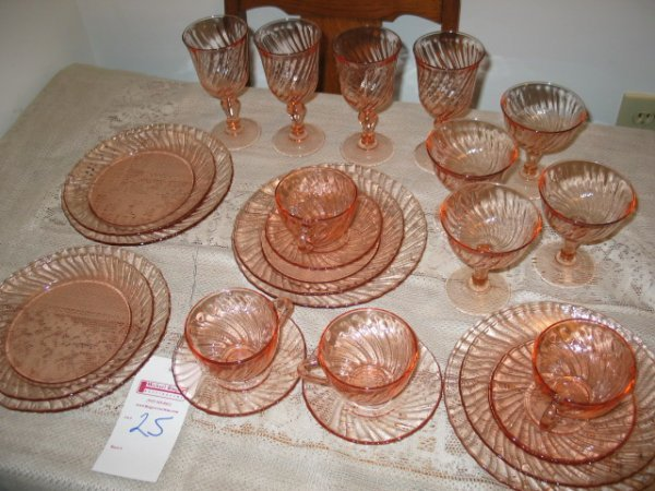 2S: French Luncheon Set