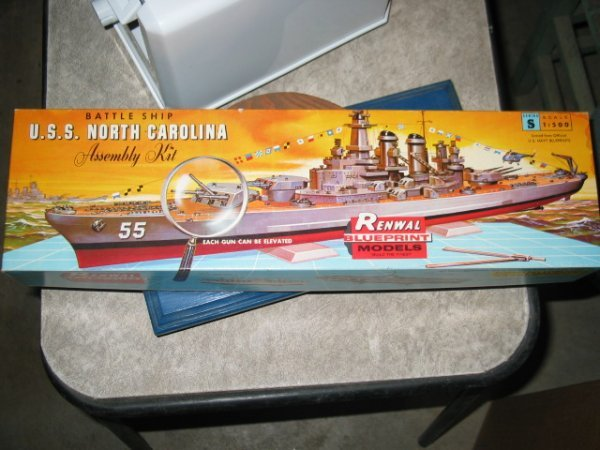 3T: Scale Model Battleship