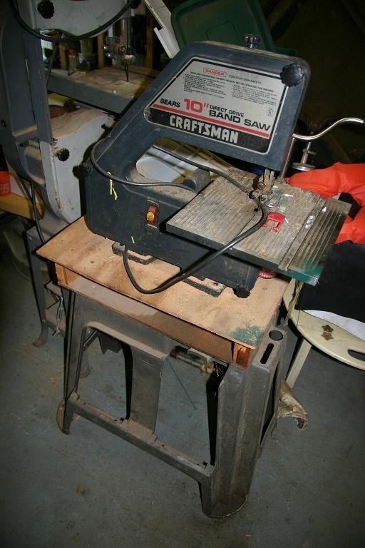 5T: Band Saw