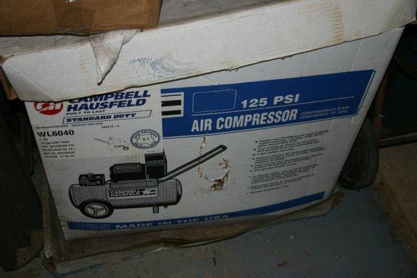 6T: Air Compressor