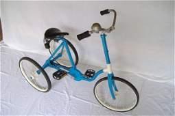 9T: Tricycle - Skip Chain Driven