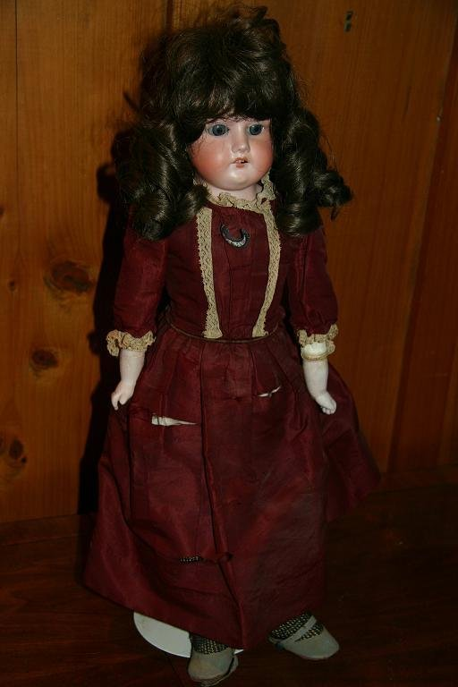 22: Unmarked Doll
