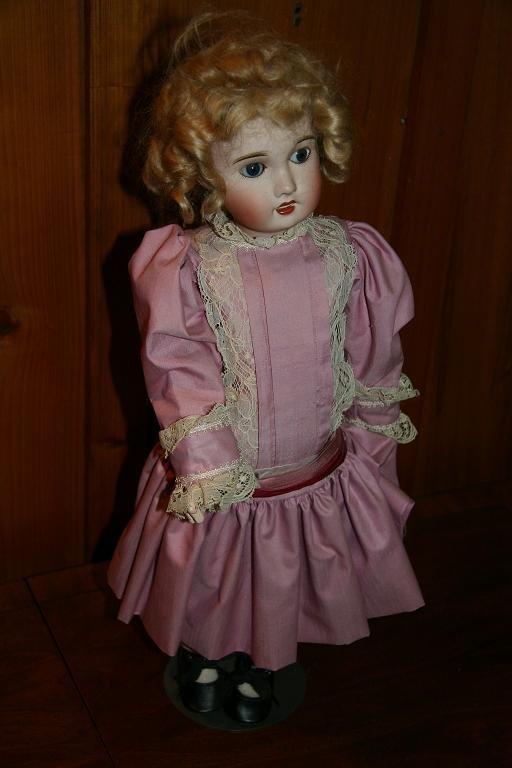 23: Limoges Doll