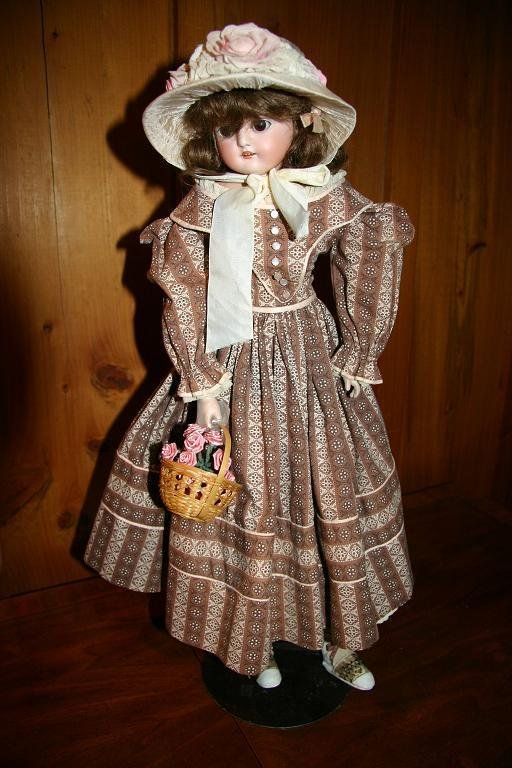 25: Unmarked Doll
