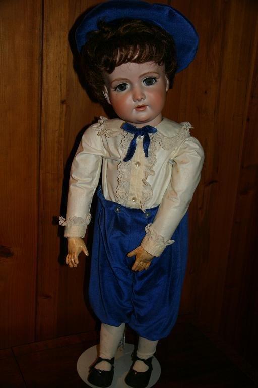 27: Judith Turner Doll