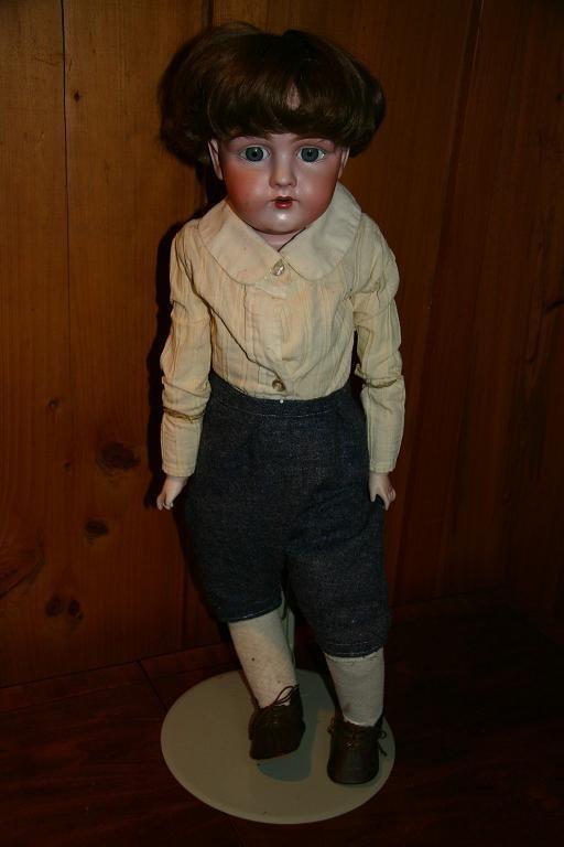 28: Jumeau Doll