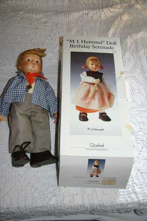32: Hummel Doll