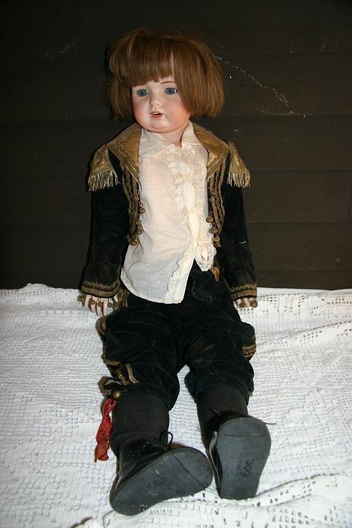 33: JDK Doll