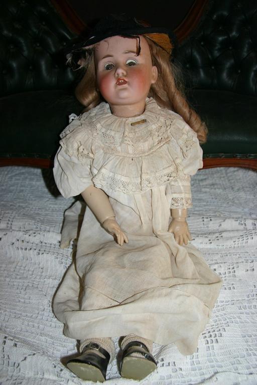 36: JDK Doll