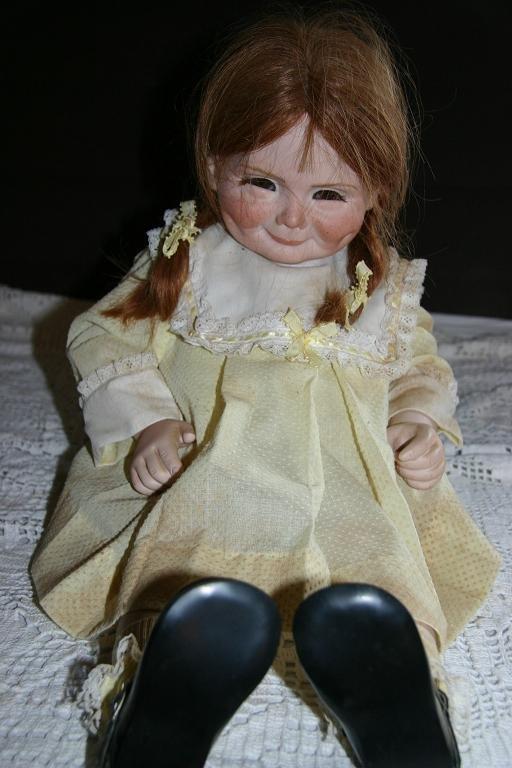 40: Judith Turner Doll