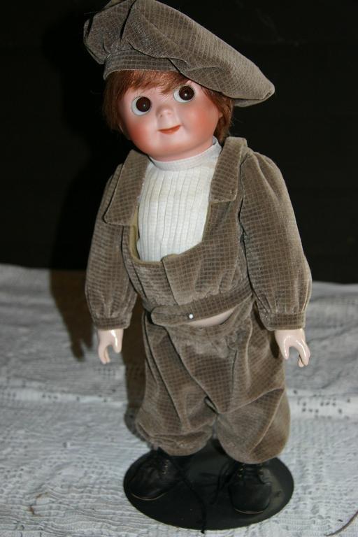 41: JDK Doll