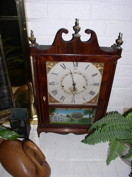 71: Seth Thomas Pillar & Scroll Clock