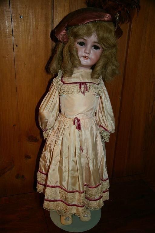 18A: CM Bergmann Doll
