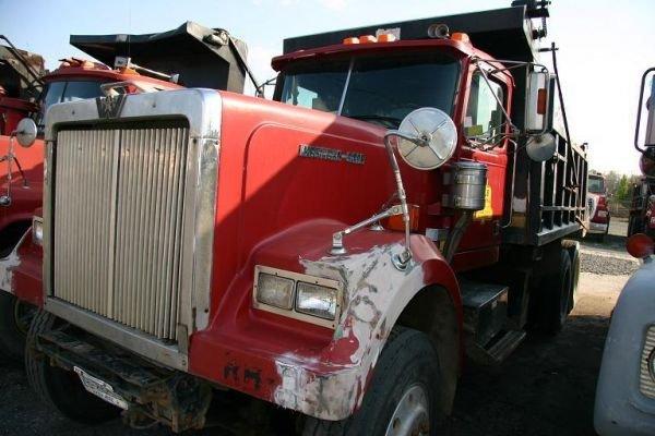 117: '85 Western Star Dump Truck