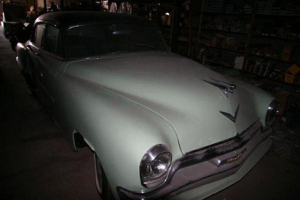 120: Chrysler 1954 New Yorker w/ Hemi Engine