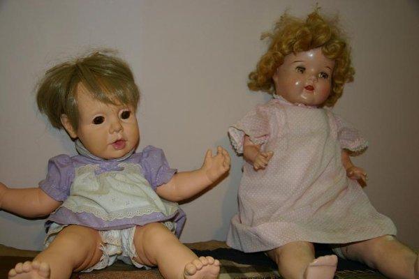 153: J Turner Doll