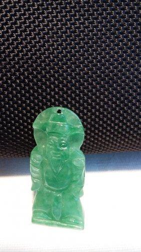 Chinese Jade Pandant