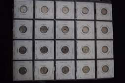 20  Norway Collectible Coins