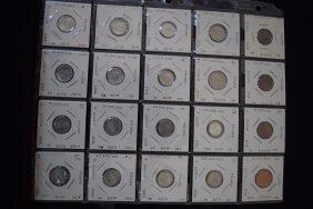 20 Poland Collectible Coins