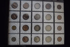 20 Portugal Collectible Coins