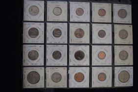 20 Fuji Collectible Coins