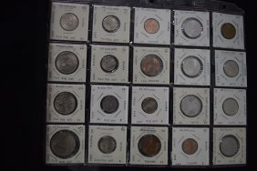 Germany And East Germany And Ghana Collectible Coins
