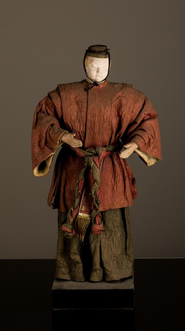 19th Meiji Japanese Antique Doll