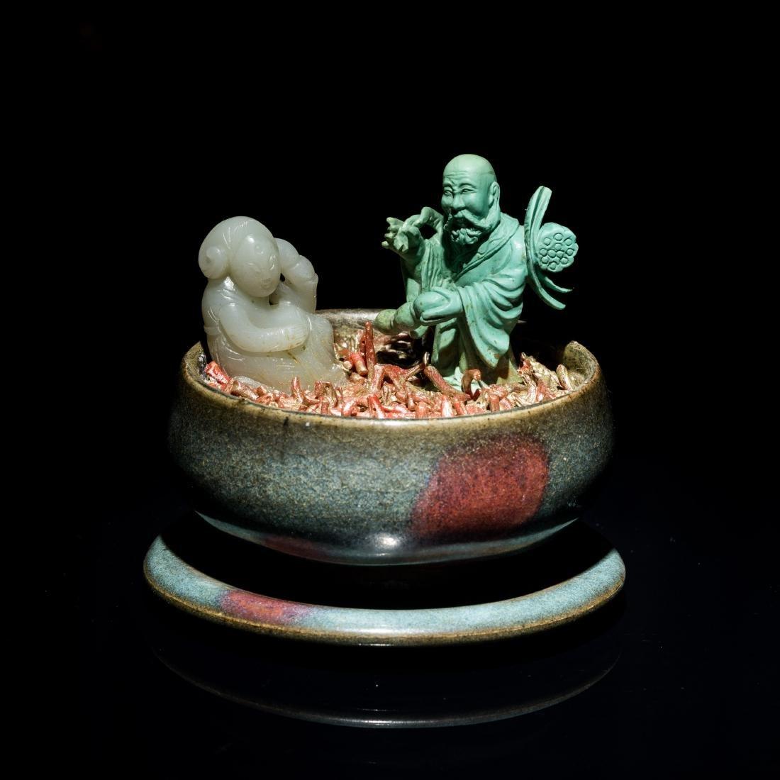 18th Antique Junyao Bonsai