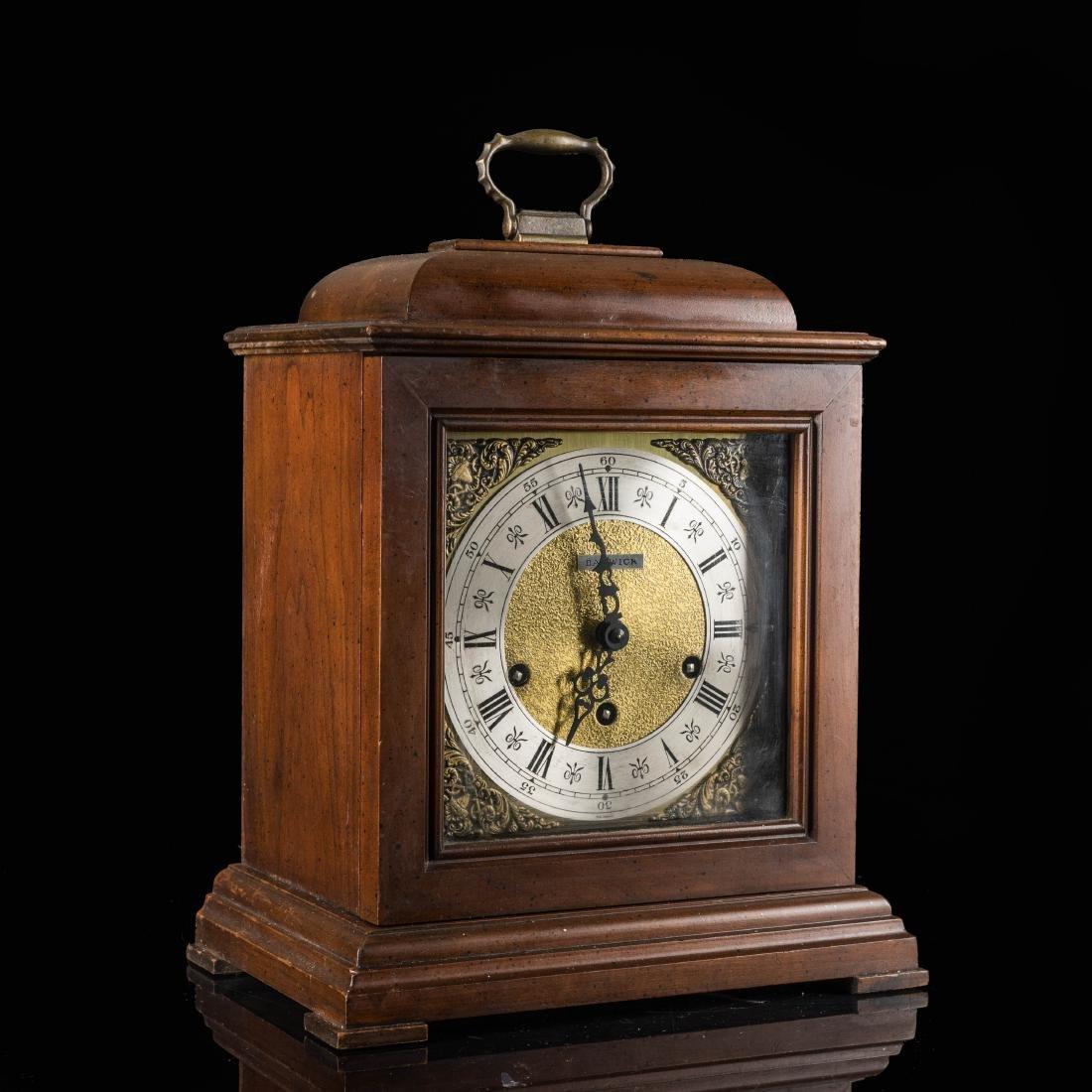 Vintage Barwick Clock Howard Miller Company